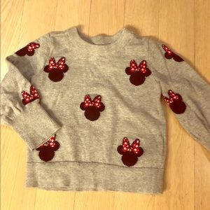Baby Gap Disney sweater in size 2T